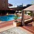 Hotel Saray - Pool and hotel exterior